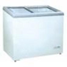 Freezer Kaca Geser GEA 256 liter SD-256