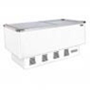 Freezer Kaca Geser Gea 516 Liter SD-516BP