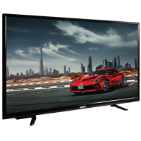 Akari LED TV 24 Inch LE-24K88ID  1