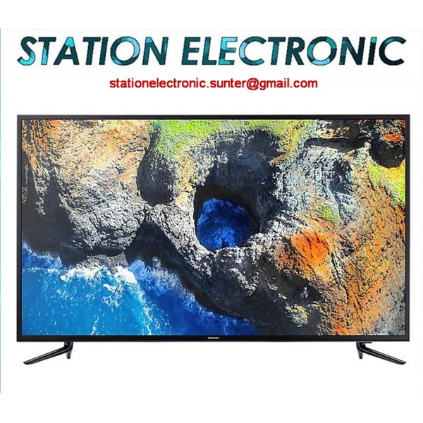 "Smart TV SAMSUNG UHD TV 75"" UA75NU7100"