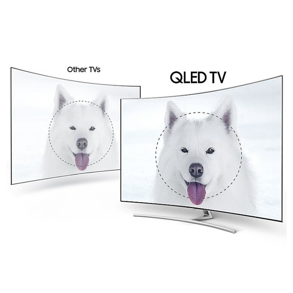 "Smart TV QLED SAMSUNG 65"" SMART QLED 4K UHD NO BURN IN 65Q8CNA"