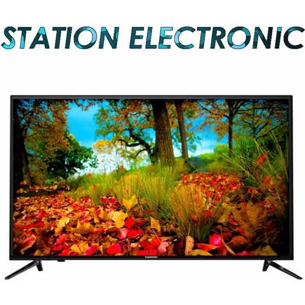 "TV LED Chaghong 32"" Inch 32E6000A ( HD Ready / USB Movie / Black )"