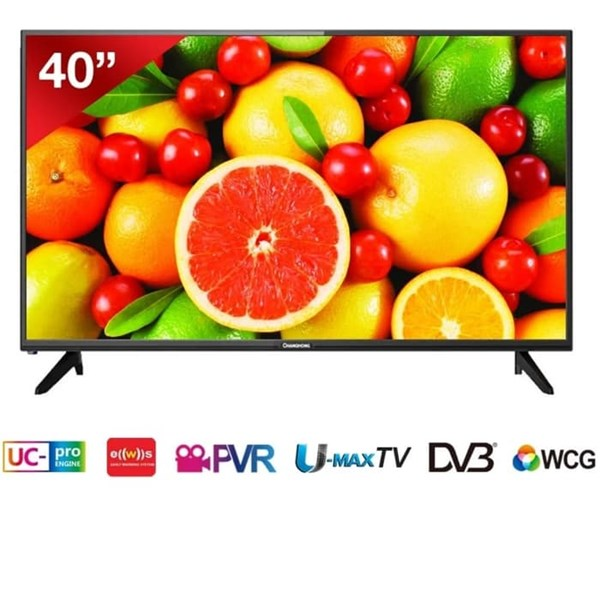 "TV LED Changhong 40"" Inch L40H5T(Full HD / Digital TV / Black )"