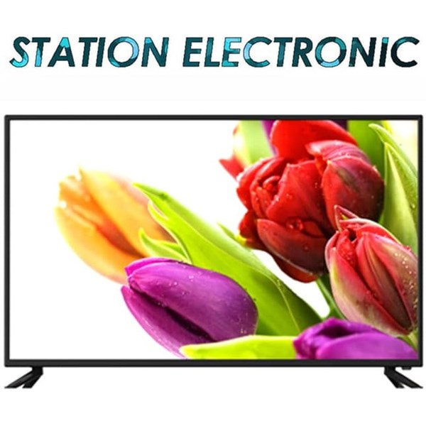 "Changhong LED TV 50 ""Inch L50G3 (Full HD / Slim Bezel / Black)"