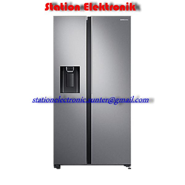 Inverter dan Konverter Samsun Kulkas Side By Side 617 Liter RS64R5141SL