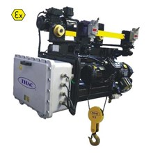 Explosion Proof Wire Rope Hoists