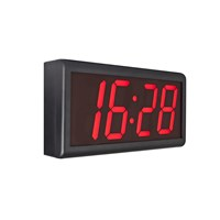Ntp Digital Clock Jam Digital Gps Wifi 4 Dan 6 Digit Display