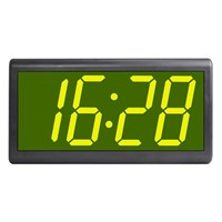 Ntp Sync Digital Clock Ethernet 4 Digits Display