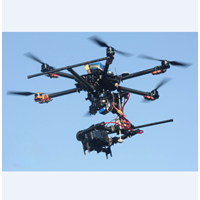 Drone Airlift Pemetaan Hexa