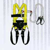 body harnes Absorber Double Big Hook