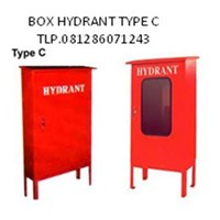 Box hydrant type C outdoor
