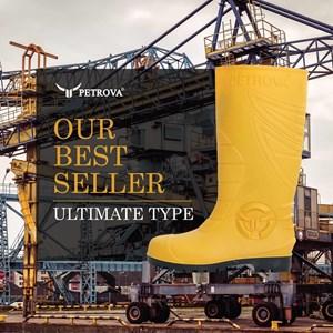 safety boots petrova-Sepatu boots safety