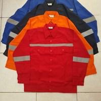 Baju wearpack atasan / baju safety