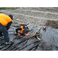 HDPE Geomembrane Plastic