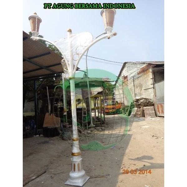 Lampu Jalan PJU Antik Bangi Kopitiam