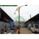 Tiang Lampu Jalan PJU Decorative Jambi 1