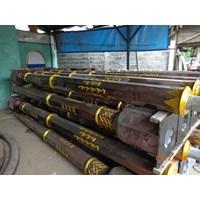 Distributor Tiang Lampu Jalan PJU Decorative Jambi 3