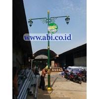Jual Tiang Lampu Pju Decorative