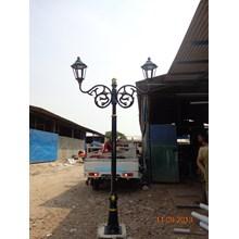 Lampu Taman Kota PJU antik dekoratif