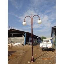 Tiang Lampu Jalan PJU Minimalis Cabang 2