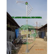 Public Street Lighting Lights Mast (LPJU) Area-Cit