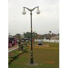 Daftar HargaTiang Lampu Taman Jalan  Antik (Kampus Muhammadiyah) 3