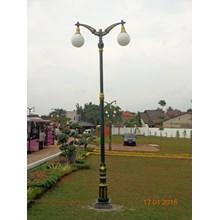 Daftar HargaTiang Lampu Taman Jalan  Antik (Kampus