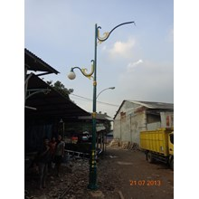 Sell Antique Garden Light Poles