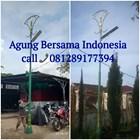 Tiang Lampu Klasik Kota Medan 1