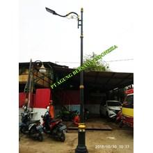 Antique Light Pole Jalan Sudirman