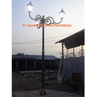 Tiang Lampu Antik Jungle Land 1