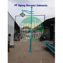 PJU Antique Street Lamps