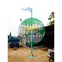 PJU Pillar Decorative