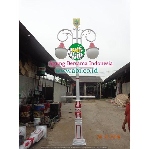 Tiang Antik 3 Meter