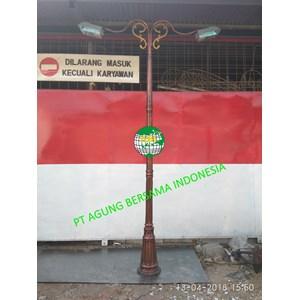 Supplier Tiang Lampu Taman
