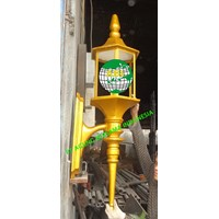 Model Lampu Dinding Outdoor
