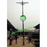 Daftar Harga Tiang Lampu Jalan PJU Decorative