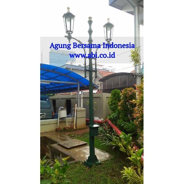 Harga Tiang PJU Hexagonal