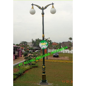 Panel Lampu High Mast