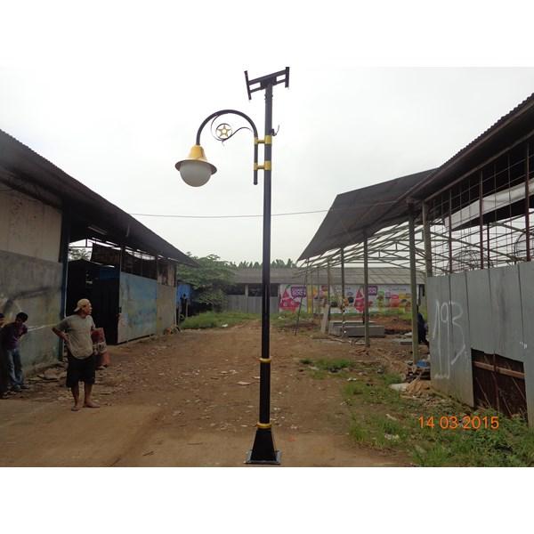 Harga PJU Solar Cell 40 watt