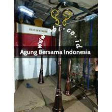 Lampu PJU Tenaga Surya 30 watt