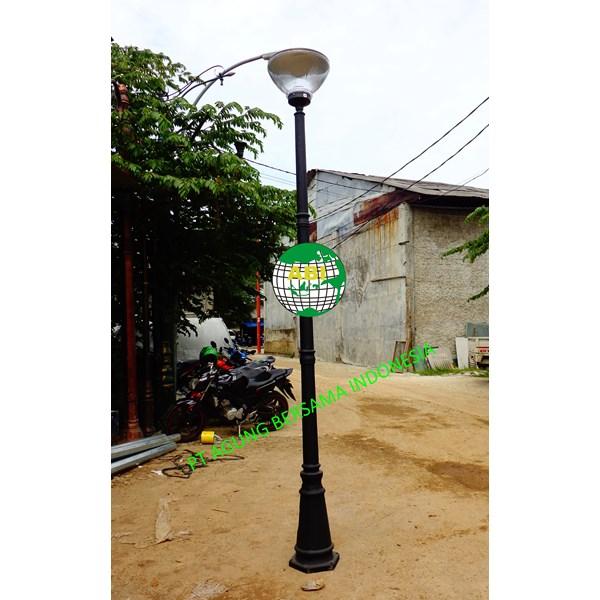 Tiang Lampu Minimalis LTM 1