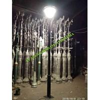 Tiang Lampu Klasik LTM