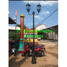 Antique Pillar Kulon Square