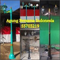 Unique Garden Light Poles