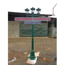 SELL DECORATIVE PARK LAMPS