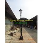 TIANG LAMPU JALAN OKTAGONAL  1