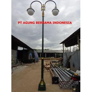 TIANG LAMPU TAMAN JALAN