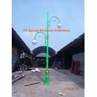 HARGA JUAL TIANG LAMPU TAMAN JALAN 1