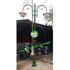 JUAL TIANG LAMPU TAMAN MINIMALIS 1